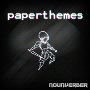 Nounverber - Paperthemes