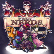 D&D Is For Nerds (Podcast) - Season 1