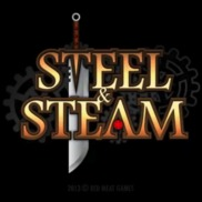 Red meat games steel and steam