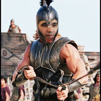 Troy in the movie troy