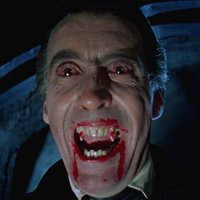 Dracula 1958 001 christopher lee fangs